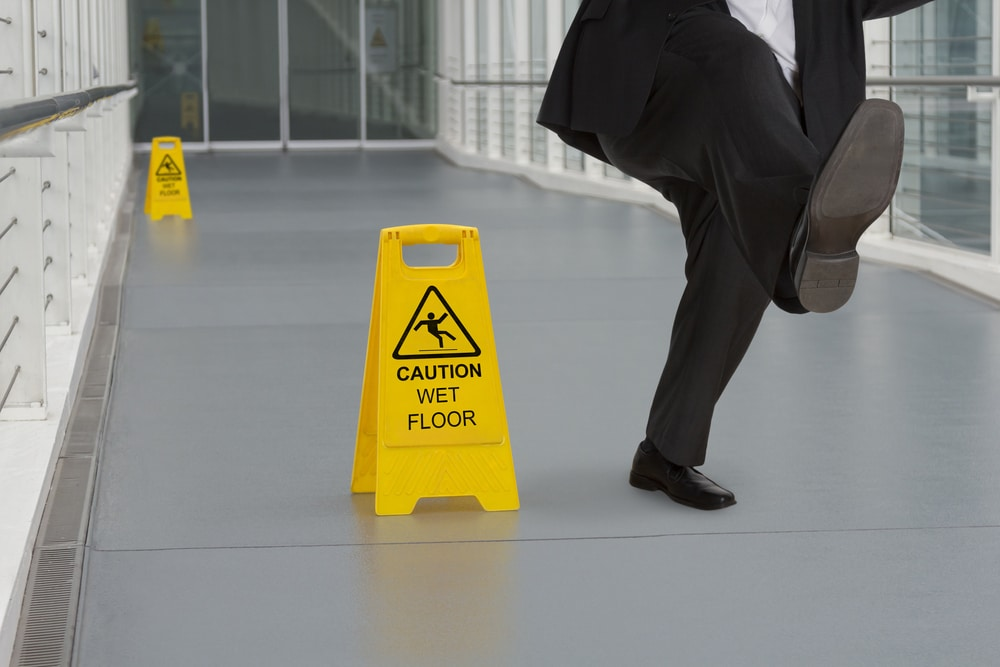Common Slip and Fall Accident Cases